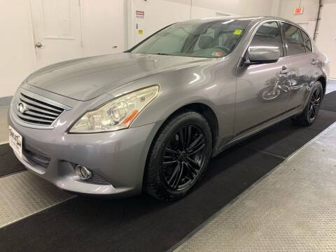 2012 Infiniti G37 Sedan for sale at TOWNE AUTO BROKERS in Virginia Beach VA