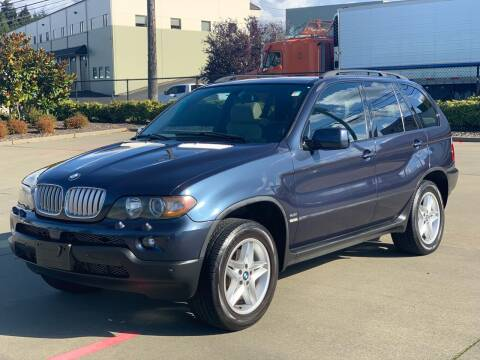 2005 BMW X5 for sale at South Tacoma Motors Inc in Tacoma WA