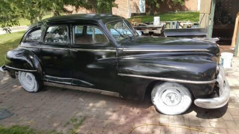 1947 Desoto S11