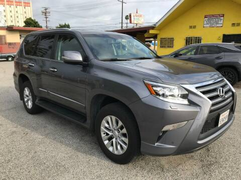 2018 Lexus GX 460 for sale at Autobahn Auto Sales in Los Angeles CA