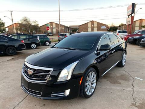 2017 Cadillac XTS for sale at Car Gallery in Oklahoma City OK