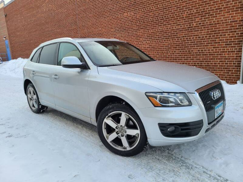 2011 Audi Q5 for sale at Minnesota Auto Sales in Golden Valley MN