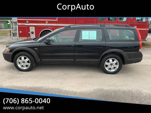 2001 Volvo V70 for sale at CorpAuto in Cleveland GA