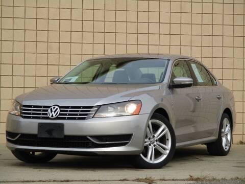 2014 Volkswagen Passat for sale at Autohaus in Royal Oak MI