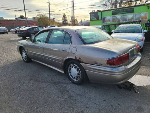 2000 Buick LeSabre for sale at Johnny's Motor Cars in Toledo OH