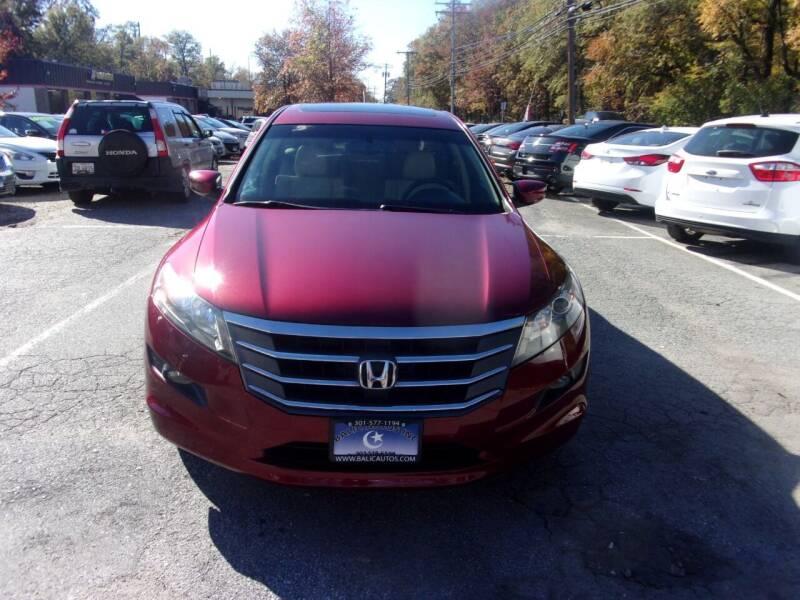 2010 Honda Accord Crosstour for sale at Balic Autos Inc in Lanham MD