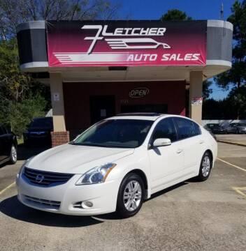 2010 Nissan Altima for sale at Fletcher Auto Sales in Augusta GA