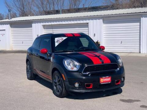 2014 MINI Paceman for sale at Rocky Mountain Commercial Trucks in Casper WY