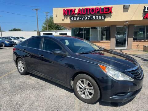 2011 Hyundai Sonata for sale at NTX Autoplex in Garland TX
