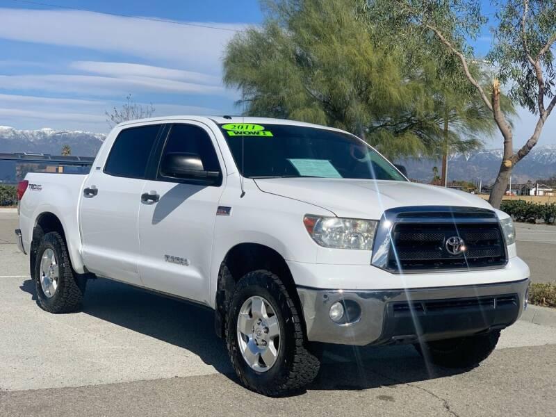 2011 Toyota Tundra for sale at Esquivel Auto Depot in Rialto CA