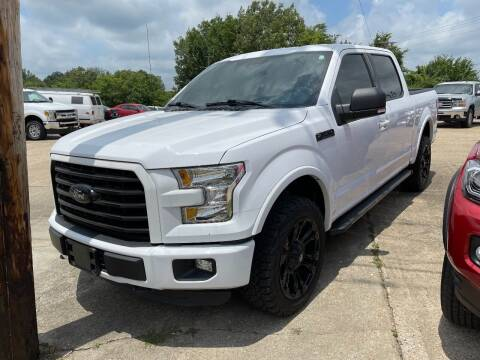 2016 Ford F-150 for sale at Greg's Auto Sales in Poplar Bluff MO