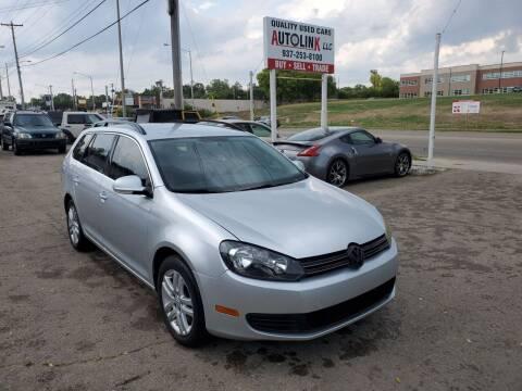 2014 Volkswagen Jetta for sale at AutoLink LLC in Dayton OH
