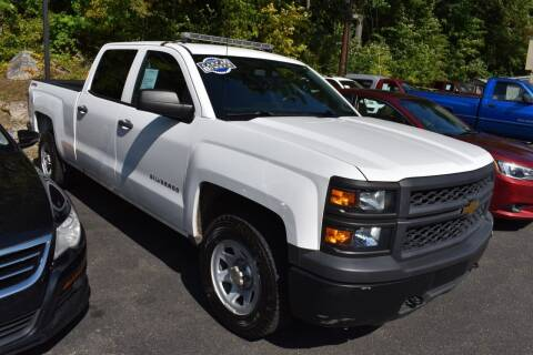 2015 Chevrolet Silverado 1500 for sale at Ramsey Corp. in West Milford NJ