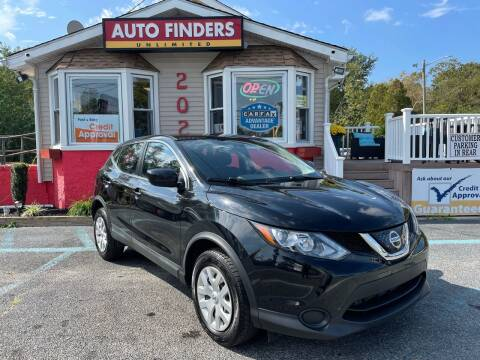 2018 Nissan Rogue Sport for sale at Auto Finders Unlimited LLC in Vineland NJ