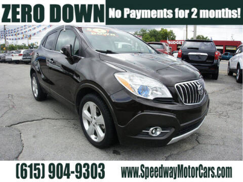 2015 Buick Encore for sale at Speedway Motors in Murfreesboro TN