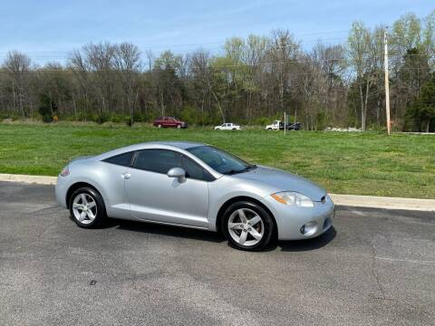 2008 Mitsubishi Eclipse for sale at Tennessee Valley Wholesale Autos LLC in Huntsville AL