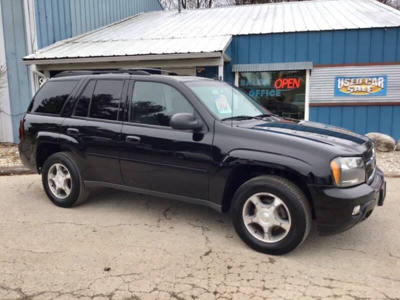 2008 Chevrolet TrailBlazer for sale at Vans Motor Sales Inc in Traverse City MI