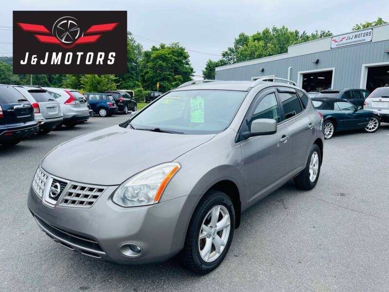 2009 Nissan Rogue for sale at J & J MOTORS in New Milford CT