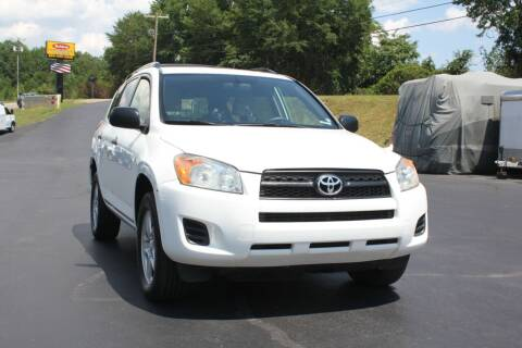 2010 Toyota RAV4 for sale at Baldwin Automotive LLC in Greenville SC
