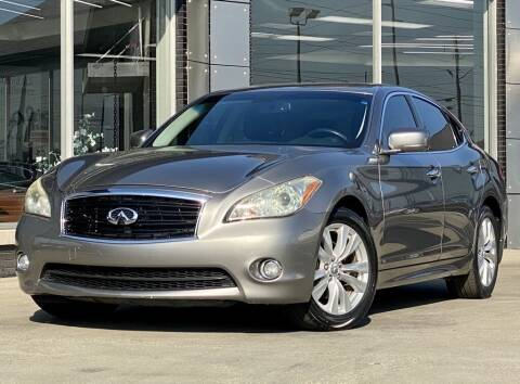 2011 Infiniti M37 for sale at Carmel Motors in Indianapolis IN