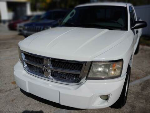 2008 Dodge Dakota for sale at Autos by Tom in Largo FL