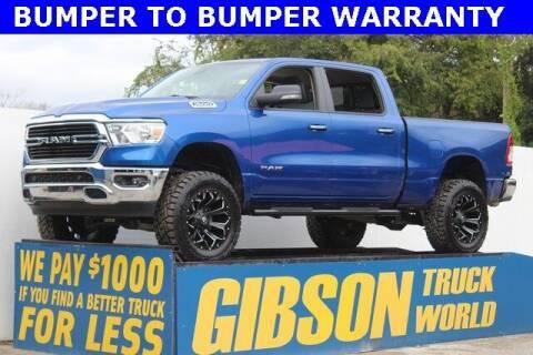 2019 RAM Ram Pickup 1500 for sale at Gibson Truck World in Sanford FL