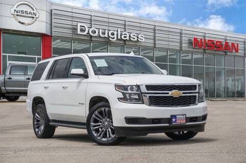 2018 Chevrolet Tahoe for sale at Douglass Automotive Group - Douglas Nissan in Waco TX