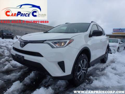2018 Toyota RAV4 for sale at CarPrice Corp in Murray UT