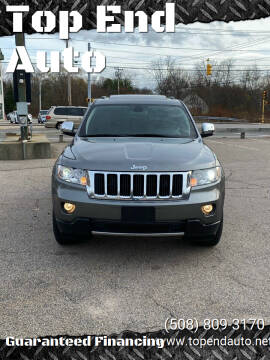 2012 Jeep Grand Cherokee for sale at Top End Auto in North Atteboro MA