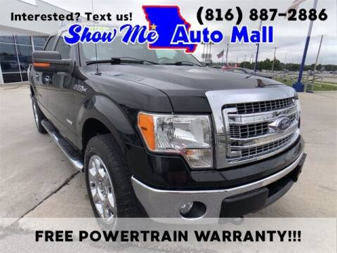 2013 Ford F-150 for sale at Show Me Auto Mall in Harrisonville MO