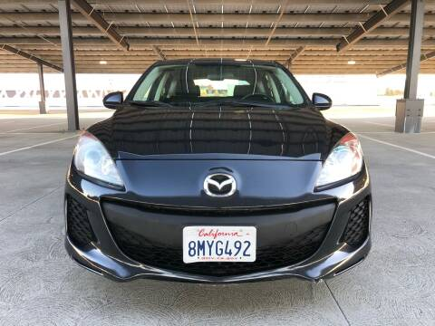 2012 Mazda MAZDA3 for sale at OPTED MOTORS in Santa Clara CA