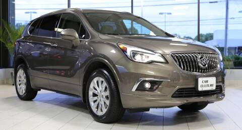 2017 Buick Envision for sale at Car Culture in Warren OH