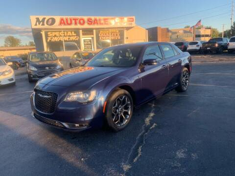 2015 Chrysler 300 for sale at Mo Auto Sales in Fairfield OH