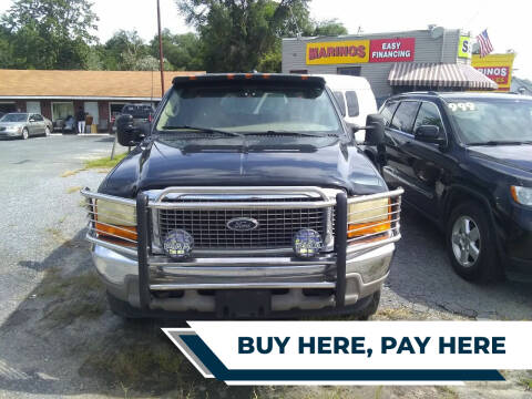 2000 Ford Excursion for sale at Marino's Auto Sales in Laurel DE