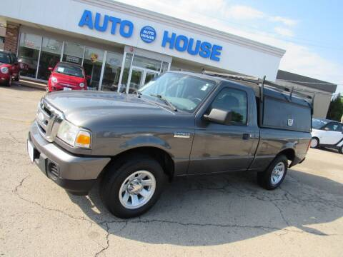 2009 Ford Ranger for sale at Auto House Motors in Downers Grove IL