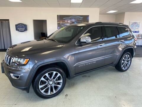 2018 Jeep Grand Cherokee for sale at Used Car Outlet in Bloomington IL