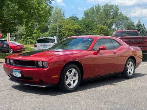 2010 Dodge Challenger for sale at North Imports LLC in Burnsville MN