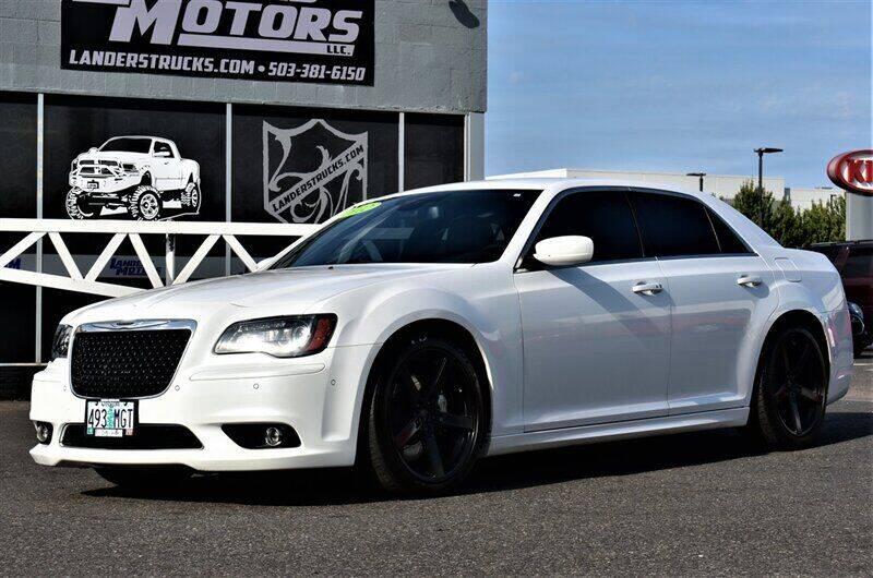 2012 Chrysler 300 for sale at Landers Motors in Gresham OR