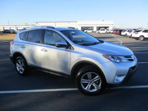 2015 Toyota RAV4 for sale at Auto Gallery Chevrolet in Commerce GA