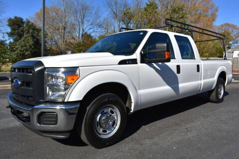 2016 Ford F-250 Super Duty for sale at Apex Car & Truck Sales in Apex NC