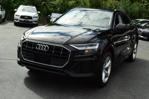 2019 Audi Q8 for sale at Automall Collection in Peabody MA