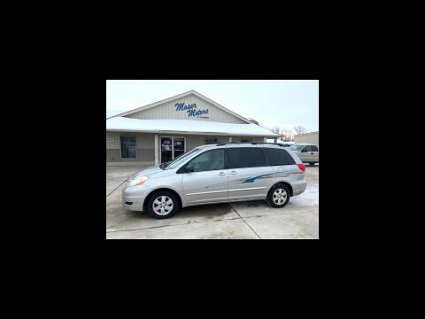 2006 Toyota Sienna for sale at Moser Motors Of Portland in Portland IN