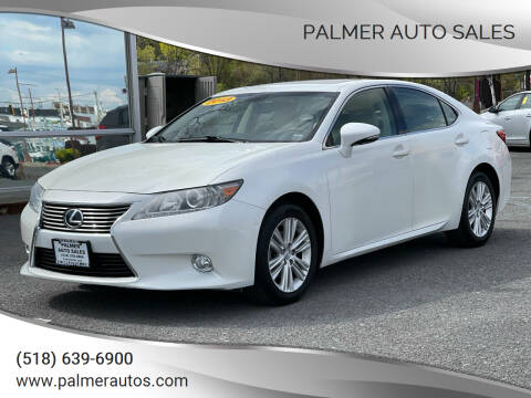 2013 Lexus ES 350 for sale at Palmer Auto Sales in Menands NY