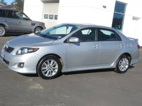 2010 Toyota Corolla for sale at Price Auto Sales 2 in Concord NH