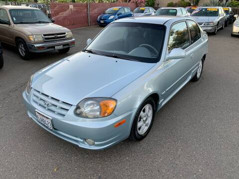 2004 Hyundai Accent for sale at C. H. Auto Sales in Citrus Heights CA