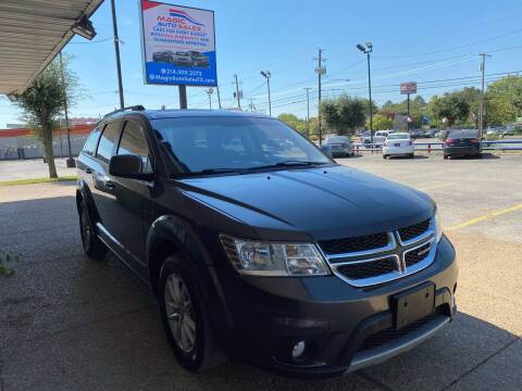 2017 Dodge Journey for sale at Magic Auto Sales in Dallas TX