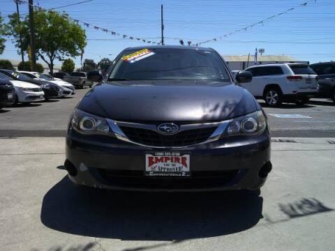 2009 Subaru Impreza for sale at Empire Auto Sales in Modesto CA