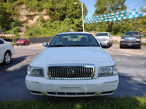 2010 Mercury Grand Marquis for sale at Riverside Auto Sales in Saint Albans WV