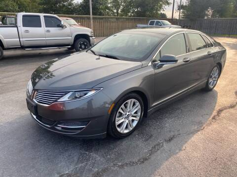 2016 Lincoln MKZ for sale at CarSmart Auto Group in Orleans IN