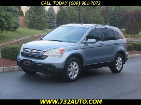 2008 Honda CR-V for sale at Absolute Auto Solutions in Hamilton NJ